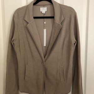 Caslon lightweight blazer; new with tags Size L